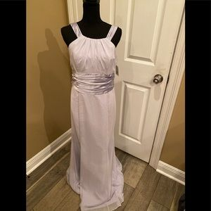 $145 New with tag David's bridal dress size 10
